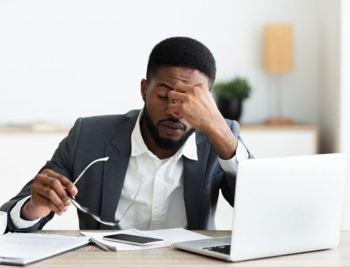 The 4 Best Ways to Minimize Stress as a Real Estate Agent